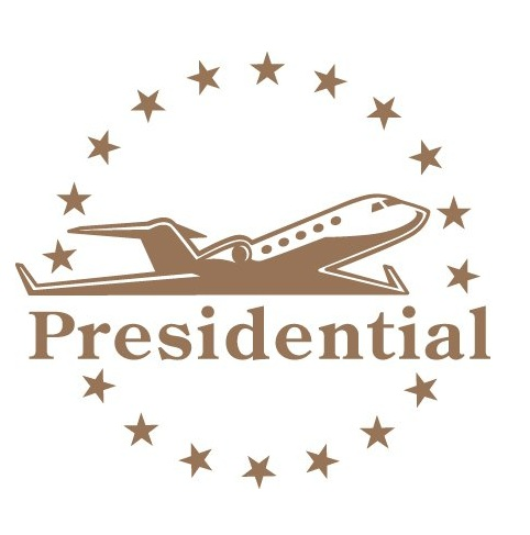 Presidential Aviation Logo