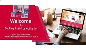 McAfee Activate 1